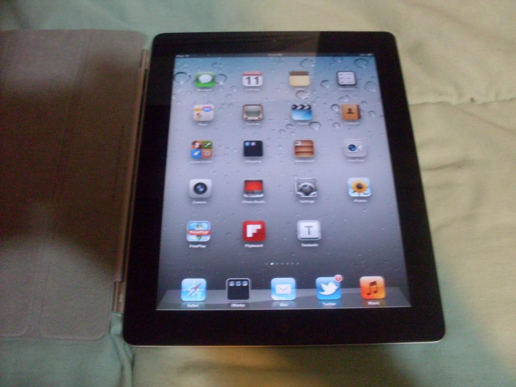 My iPad 2!